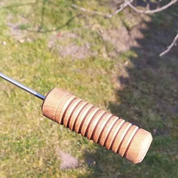 Záhradné kovové ohnisko a gril 4